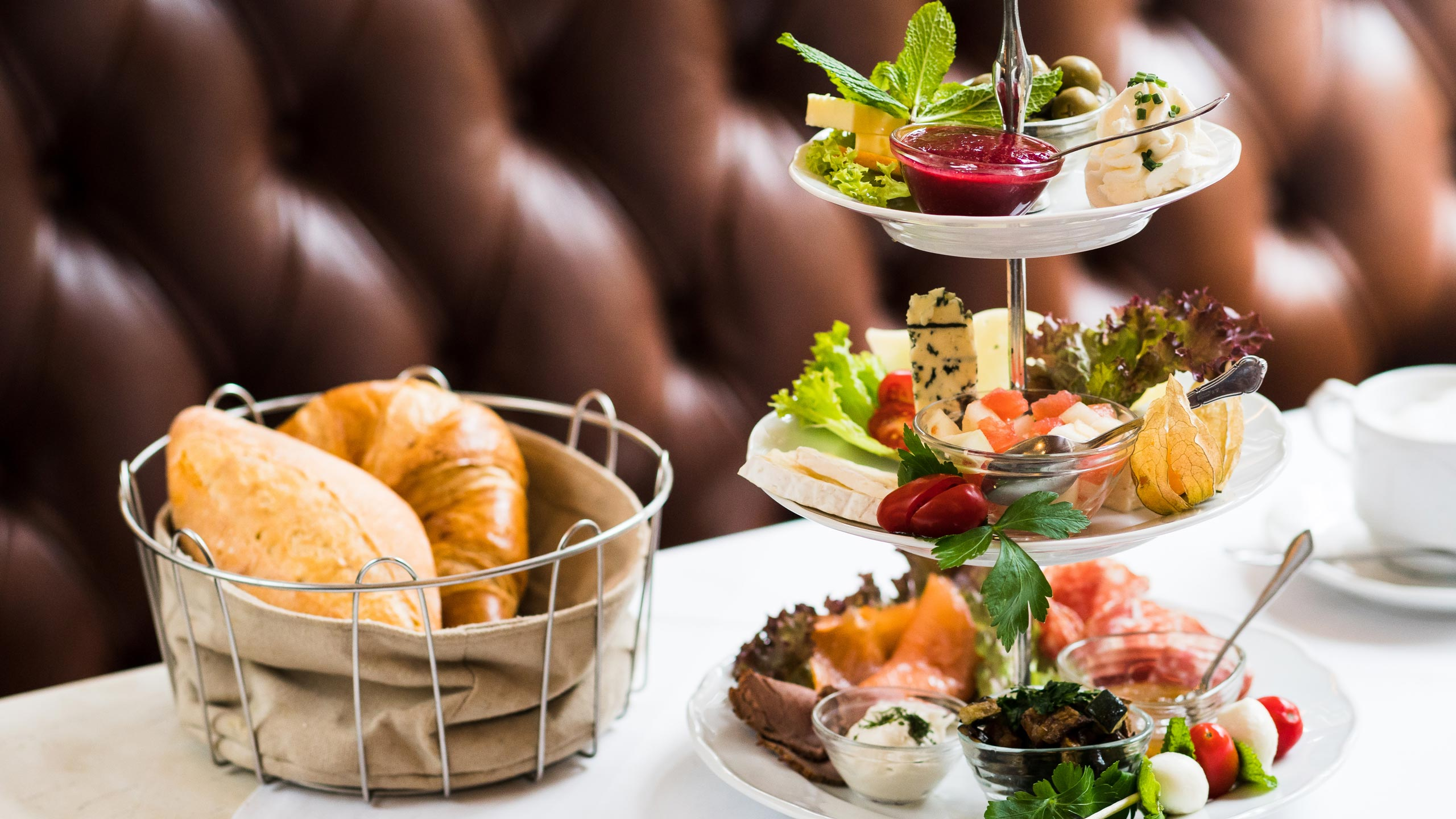 Frühstück für Genießer in Hamburg | Grand-Cafe-Roncalli